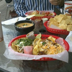Photo taken at Torchy's Tacos by Peder on 11/7/2011
