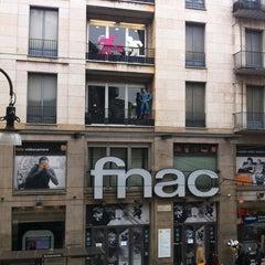 Photo taken at Fnac by David T. on 3/14/2011
