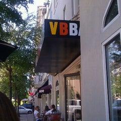Photo taken at Village Burger Bar by Anita W. on 9/9/2011
