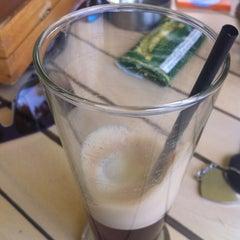 Photo taken at Splash Cafe by Pavlos A. on 3/21/2012