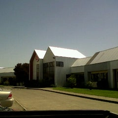 Photo taken at Saint Thomas College by Freddy M. on 11/16/2011