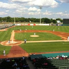 Photo taken at Nelson W. Wolff Municipal Stadium by Brad W. on 5/13/2012