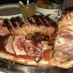 Photo taken at Keens Steakhouse by a. h. on 2/26/2012