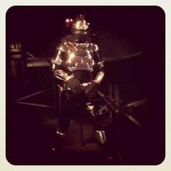 Photo taken at Science Fiction Museum and Hall of Fame by Uriel W. on 4/30/2011