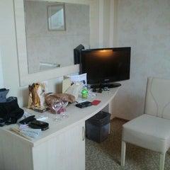 Photo taken at Пятый угол / 5th Corner Hotel by Olga S. on 8/3/2012