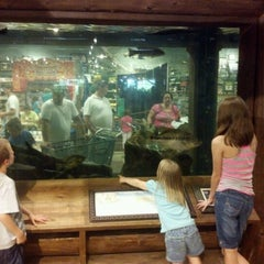 Photo taken at Bass Pro Shop by Jason W. on 7/15/2012