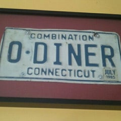 Photo taken at O'Rourke's Diner by Dmitri D. on 7/30/2011