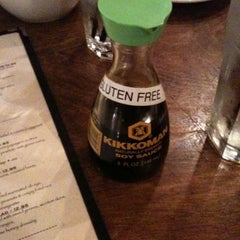 Photo taken at Hapa Grill by Erica D. on 1/22/2012