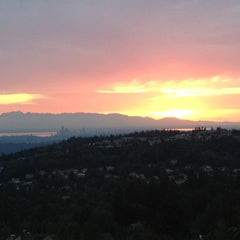 Photo taken at Cougar Mountain City View by David M. on 7/20/2012
