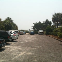 Photo taken at 49th Avenue Beach Access by Ed M. on 6/30/2011
