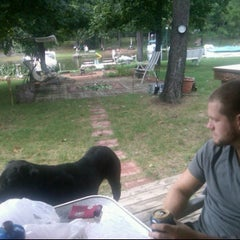 Photo taken at Ruemlers Trailer by Stephanie A. on 9/3/2011