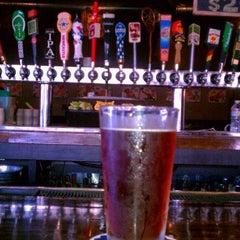 Photo taken at Bluefoot Bar & Lounge by Rasha E. on 8/23/2011