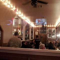 Photo taken at Stanziato's Wood Fired Pizza by Melissa S. on 12/31/2011
