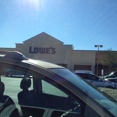 Photo taken at Lowe's Home Improvement by Santiago R. on 3/21/2012
