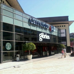 Photo taken at Centre Comercial Glòries by Nadja S. on 6/23/2012