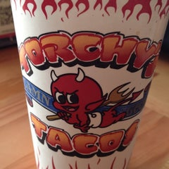 Photo taken at Torchy's Tacos by Cody S. on 12/21/2011