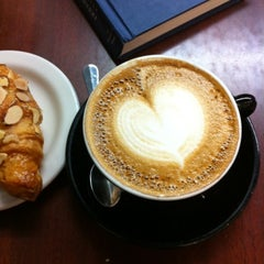 Photo taken at Chinatown Coffee Company by kazahel on 12/22/2010