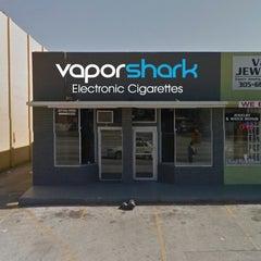 Photo taken at Vapor Shark | Electronic Cigarettes & Premium E-Liquids by Brandon L. on 3/21/2012