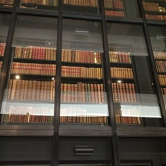 Photo taken at British Library by Claudia M. on 2/16/2012