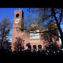 Photo taken at Beursplein by Juha v. on 10/16/2011