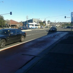 Photo taken at Terry Street Bus Stop by Johannes N. on 8/18/2012