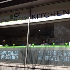 Photo taken at Energy Kitchen by Cris N. on 4/3/2012