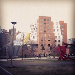 Photo taken at MIT Stata Center (Building 32) by Beth on 4/10/2012