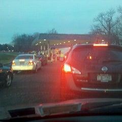 Photo taken at Sunoco Northbound by Matt C. on 1/20/2012