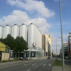 Photo taken at Spaten-Franziskaner Brau GmbH by Martin K. on 8/1/2011