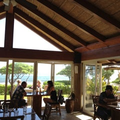 Photo taken at Oasis On The Beach by Joan F. on 1/22/2012