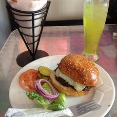 Photo taken at Sandwich Planet by Long N. on 5/10/2012