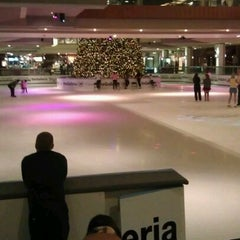 Photo taken at Ice at the Galleria by Andrew S. on 11/18/2011