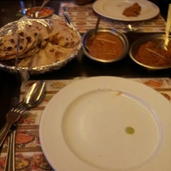 Photo taken at tandoori delights Tropicana Club House by Anand C. on 9/11/2012