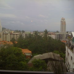 Photo taken at Kelly's Hotel, Patong by Brenden B. on 4/18/2011