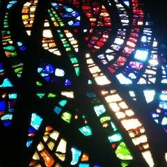 Photo taken at St. Joseph Chapel: Regis College by John M. on 3/26/2012