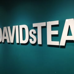 Photo taken at DAVIDsTEA by Ali S. on 7/11/2012