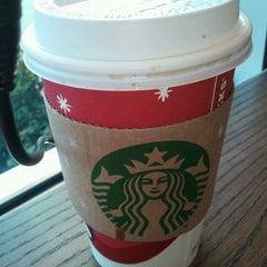 Photo taken at Starbucks by Serena H. on 12/3/2011