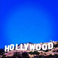 Photo taken at Hollywood Sign by Anton C. on 8/27/2012