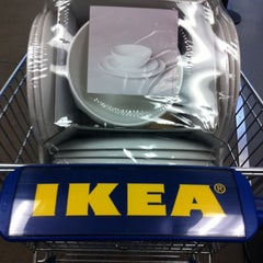 Photo taken at IKEA by Walter P. on 3/9/2011