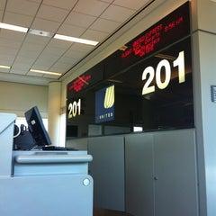 Photo taken at Gate 201 by Jim W. on 5/3/2011