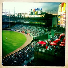 Photo taken at The Braves Chop House by Stephen R. on 5/18/2012