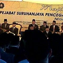 Photo taken at SPRM Perak by Faizal R. on 10/1/2011