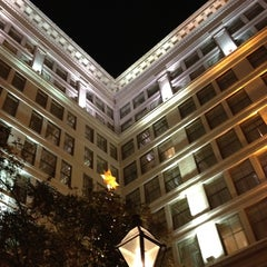 Photo taken at The Ritz-Carlton, New Orleans by Brian S. on 1/1/2012