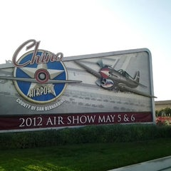 Photo taken at The Air Museum: Planes of Fame by Frank H. on 5/5/2012