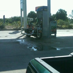 Photo taken at Sunoco Pineda Country Store by lopez m. on 5/9/2012