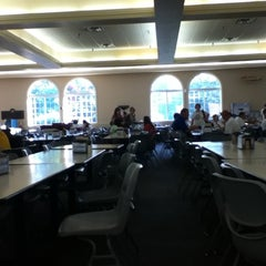 Photo taken at Deacon Jones Dining Hall by Jonathan B. on 6/28/2012