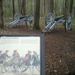 Photo taken at Guilford Courthouse National Military Park by Eric C. on 3/25/2012