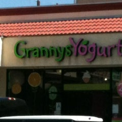 Photo taken at Granny's Donuts by Andrea S. on 6/16/2012