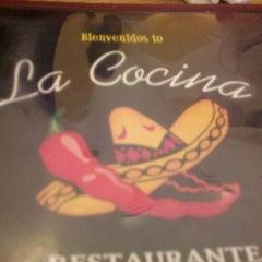 Photo taken at La Cocina by Richard B. on 10/28/2011