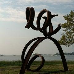 Photo taken at Veterans Memorial Park by Adam H. on 8/8/2011